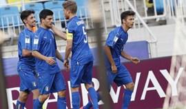 Itália e Inglaterra vencem e estão nas meias-finais