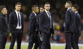Pepe: «Não me despedi de Zidane nem do Real porque sabiam antes de mim que me ia embora»
