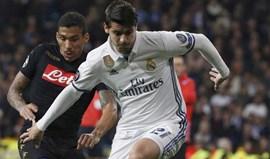 Real Madrid diz não a 60 milhões do Manchester United por Morata