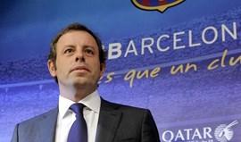 Barça diz que não houve intermediação no patrocínio da Qatar Sports Investment