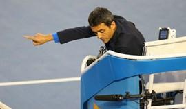 Murray junta-se a Nadal e Djokovic nas críticas ao árbitro português Carlos Ramos