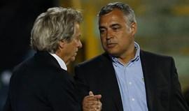 Sadinos defrontam o Sporting no primeiro teste da pré-temporada
