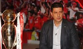 Rui Vitória: «Futuro do Benfica está garantido com estes jovens»