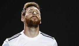 «É impossível entrar na cabeça de Messi»