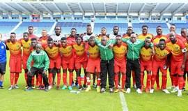 Jogadores da Guiné-Bissau ameaçam boicotar jogo com Namíbia