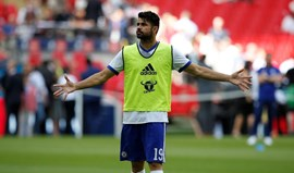 Equipa dos regionais ofereceu-se para ficar com Diego Costa até janeiro