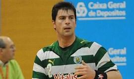 Carlos Galambas é o novo diretor de andebol do Sporting