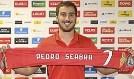 Pedro Seabra assina pelo Benfica