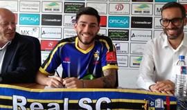 Real faz regressar Paulinho e renova com Brash