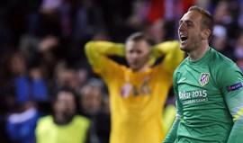 Atlético Madrid recusou 75 milhões por Oblak