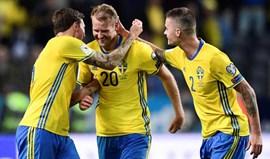Grupo A: Suécia supera França com Lindelöf a titular