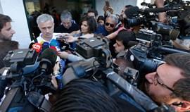Mourinho diz que é péssimo a escolher equipas e dá exemplo de Sergio Ramos