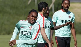 Renato Sanches integrado de forma condicionada