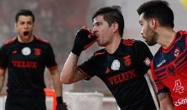 Benfica supera Oliveirense após fantástica reviravolta