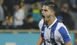André Silva é alvo do Zenit