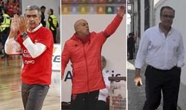 A opinião de 3 treinadores campeões nacionais nas modalidades sobre Tiago Pinto