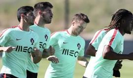 Renato Sanches fez primeiro treino sem limitações na Polónia