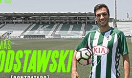Tomás Podstawski deixa FC Porto e reforça V. Setúbal