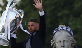 Sergio Ramos responde a Mourinho: «Agora temos três Ligas dos Campeões»