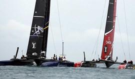 Taça América: Emirates Team New Zealand volta a ser desafiante