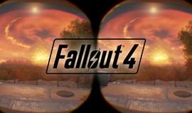 Fallout 4 VR já anda por aí...