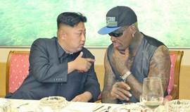 Dennis Rodman esperado esta terça-feira na Coreia do Norte