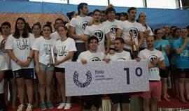 Associação Académica de Coimbra vence Campeonato Nacional Universitário de Natação