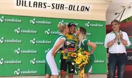 Volta à Suíça: Rui Costa sobe ao 8.º lugar após a 4.ª etapa