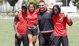 Benfica prevê competitividade em meeting encarnado