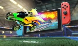 Rocket League na Nintendo Switch