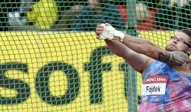 Pawel Fajdek obtém melhor marca do ano no lançamento do martelo