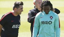 Rui Jorge: «Renato Sanches está de corpo e alma nos Sub-21»