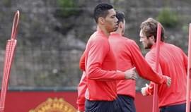 Lindelöf está a chegar e já fez uma 'vítima' no United