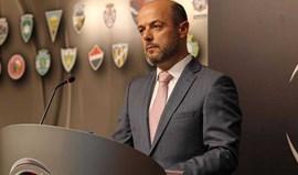 Mário Figueiredo explica e-mail a Vieira e garante independência em relação ao Benfica
