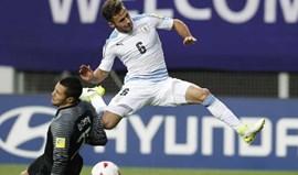 Benfica no meio de 'guerra' entre Recoba e o presidente do Danubio