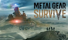 Metal Gear Survive foi adiado
