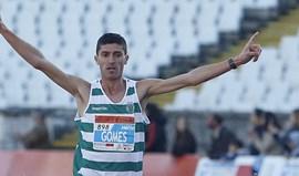 Hélio Gomes com estreia positiva nos 5.000 metros