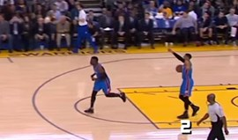 NBA: Russell Westbrook MVP... no Shaqtin' A Fool