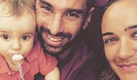 Rui Patrício e Adrien recebem apoio da família antes da Rússia
