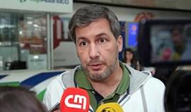 Bruno de Carvalho fala em difamação e injúria a propósito de alegadas comissões