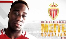 Soualiho Meïté é reforço do Monaco