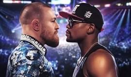 Luta entre Mayweather e McGregor ficou... sem palco