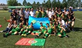 Seiça: os campeões mundiais de futebol amador são portugueses