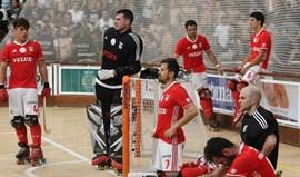 Empate em dérbi polémico tira título ao Benfica