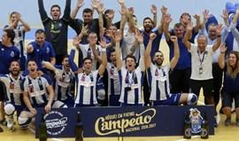 FC Porto campeão nacional de hóquei em patins de forma dramática