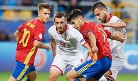 Espanha arrasa Macedónia com Asensio em destaque