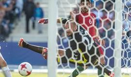 A crónica do Portugal-Sérvia, 2-0: Meio bigode cheio de estilo