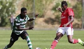 Benfica goleia Sporting (0-5) no fecho do campeonato