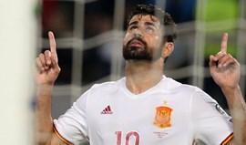Atlético Madrid não desiste de Diego Costa