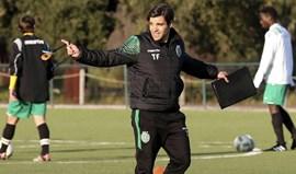Tiago Fernandes quer conquistar prémio Honoris Sporting